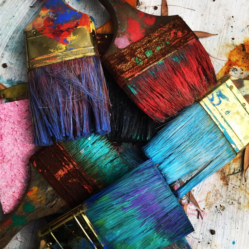 5 idei practice sa colorezi creativ camera copilului