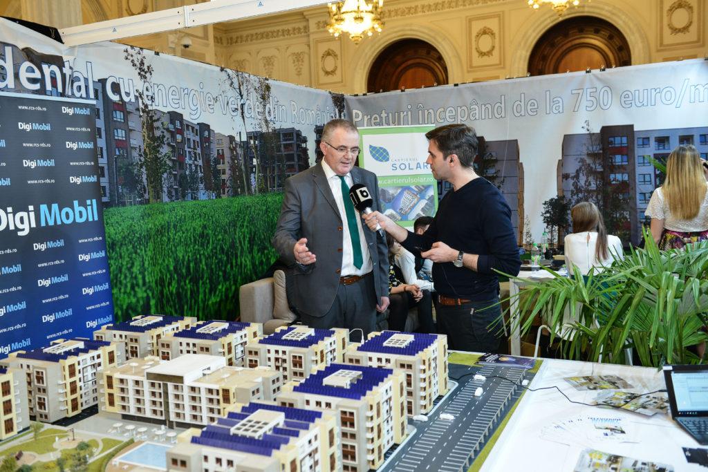 Cartierul Solar @ Salonul Imobiliar București 3-5 martie 2017