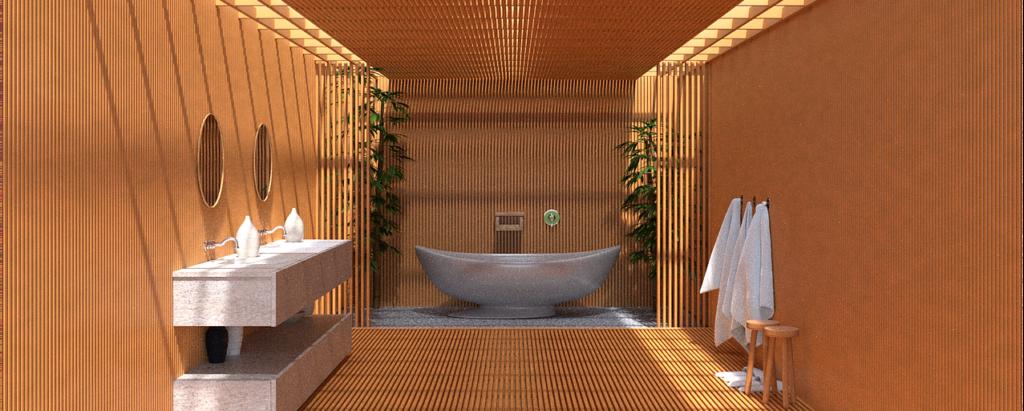 Cum să îți transformi baia într-un SPA