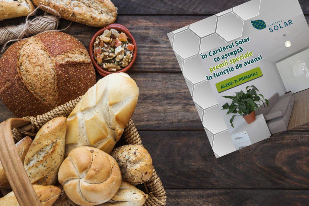 Economisesti timp & investesti in sanatate: alege o masina de facut paine