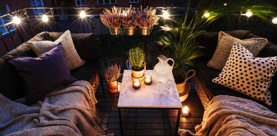 Schimba vibe-ul balconului tau din Cartierul Solar cu felinare deosebite